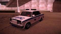Ваз 2107 Полиция ДПС