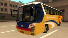 Yellow Bus Line A-29 для GTA San Andreas