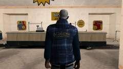 Новая куртка CJ