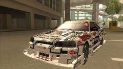 Nissan Skyline ER34 Uras GT Blitz 2009