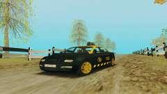 Mercenaries 2 Такси