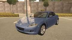 Mazda RX8 Tunable для GTA San Andreas