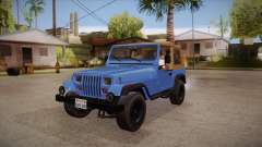 Jeep Wrangler V10 TT Black Revel