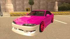 Nissan Silvia S14 Ebisu Spec для GTA San Andreas
