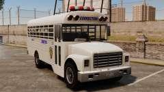 Тюремный автобус Liberty City