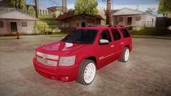 Chevrolet Tahoe LTZ 2013 Custom для GTA San Andreas