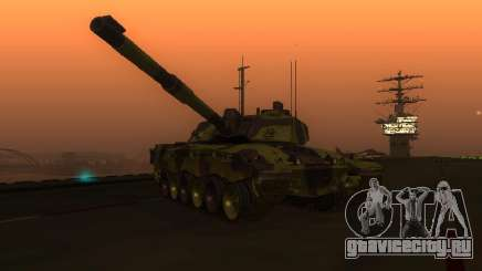 Challenger 2 для GTA San Andreas
