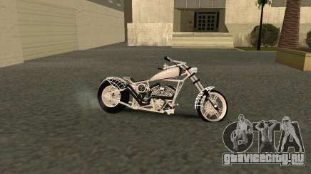 Black Widow для GTA San Andreas