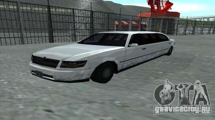 Stretch из GTA 5 для GTA San Andreas