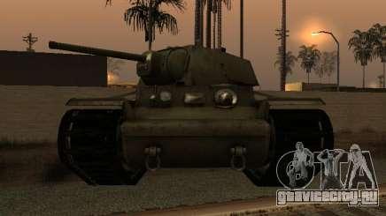 КВ-1 для GTA San Andreas