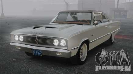 Dodge Coronet 440 1967 для GTA 4