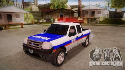 Ford Ranger 2011 Province of Buenos Aires Police для GTA San Andreas