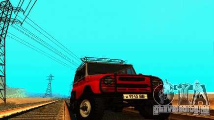 УАЗ 31514 6x6 для GTA San Andreas