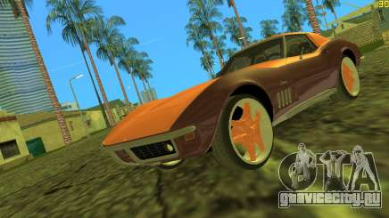 Chevrolet Corvette C3 Tuning для GTA Vice City