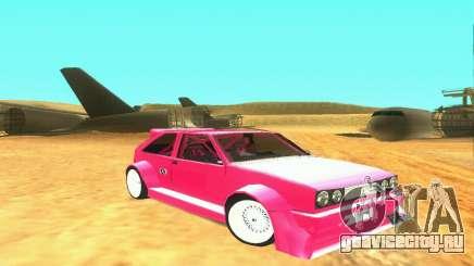 Hillclimb Club для GTA San Andreas