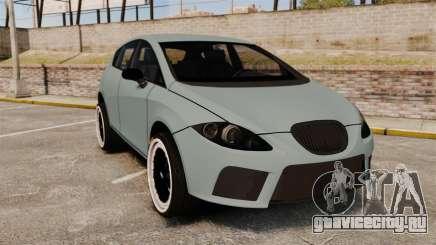 Seat Leon Gtaciyiz для GTA 4