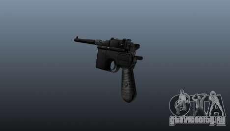 Пистолет Маузер v2 для GTA 4 второй скриншот