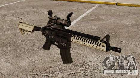 Автоматический карабин М4 VLTOR v4 для GTA 4