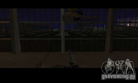 DeadPool Mod для GTA San Andreas шестой скриншот