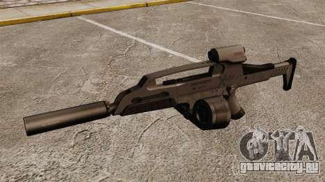 Автомат HK XM8 v2 для GTA 4 третий скриншот