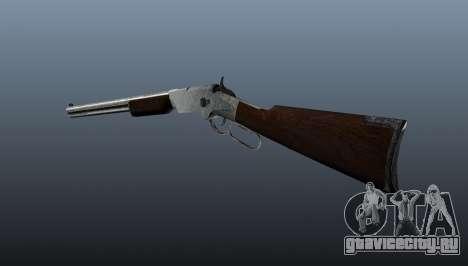 Winchester Repeater v2 для GTA 4 второй скриншот