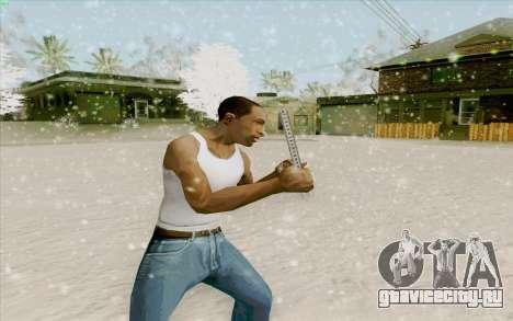 Стальная линейка для GTA San Andreas второй скриншот