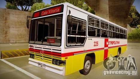 Caio Vitoria MB OF 1318 Metropolitana для GTA San Andreas