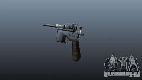 Пистолет Маузер v1 для GTA 4 второй скриншот
