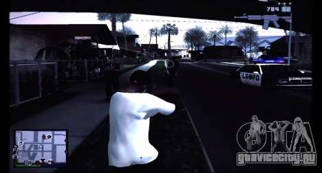 LifeSecond (Slowmotion Mod) для GTA San Andreas