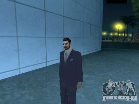 MafiaBoss HD для GTA San Andreas второй скриншот