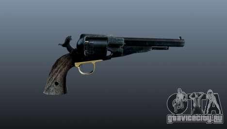 Револьвер  Remington v1 для GTA 4 третий скриншот