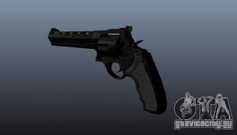 Револьвер Taurus Raging Bull для GTA 4 второй скриншот