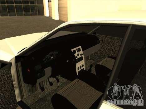New Merit для GTA San Andreas вид сзади