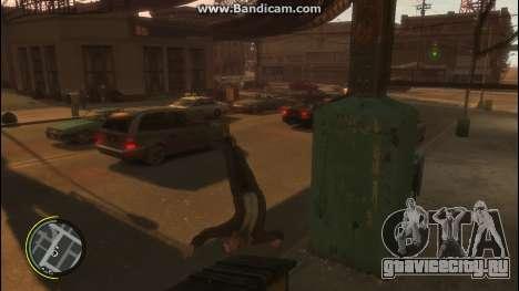 V Style для GTA 4 третий скриншот