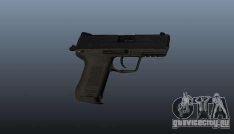Пистолет HK45C v2 для GTA 4 третий скриншот
