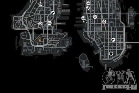 Оборонительная база для GTA 4 седьмой скриншот