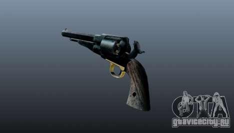 Револьвер  Remington v1 для GTA 4 второй скриншот