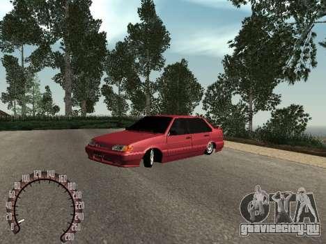 ВАЗ 2115 БПАN для GTA San Andreas