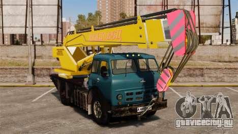 МАЗ КС3577-4-1 Ивановец для GTA 4