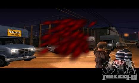 DeadPool Mod для GTA San Andreas четвёртый скриншот