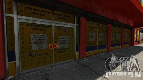 Реальные магазины v2 для GTA 4 десятый скриншот