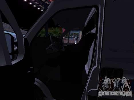 Renault Master Сербский скорой помощи для GTA San Andreas вид сбоку
