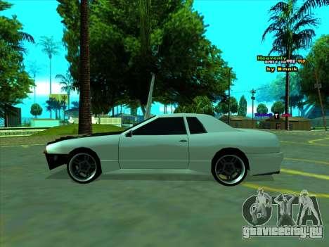 Drift Elegy by zhenya2003 для GTA San Andreas вид сзади слева