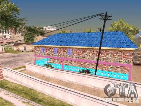 Текстуры дома Карла для GTA San Andreas шестой скриншот