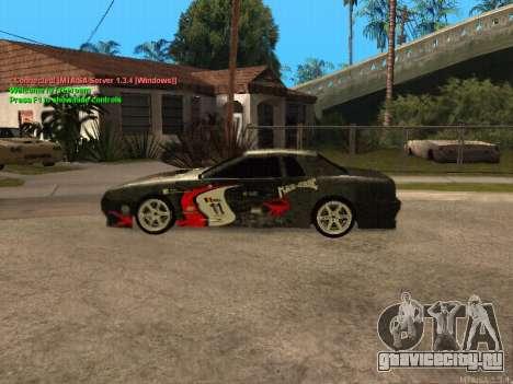 New Elegy для GTA San Andreas вид сбоку
