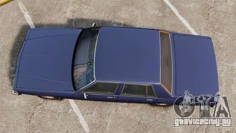 Chevrolet Caprice 1986 для GTA 4 вид справа