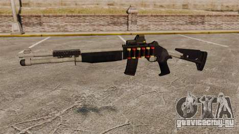 Дробовик M1014 v4 для GTA 4 третий скриншот