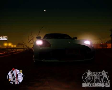 SA Graphics HD v 1.0 для GTA San Andreas восьмой скриншот