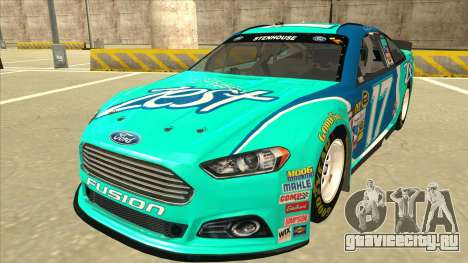 Ford Fusion NASCAR No. 17 Zest Nationwide для GTA San Andreas