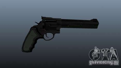Револьвер Taurus Raging Bull для GTA 4 третий скриншот